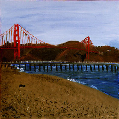 olden Gate Bridge #2